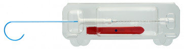 Rocket BLUE Needle Drain with safety scapel